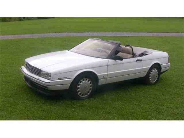 Picture of 1993 Cadillac Allante - $10,500.00 - K970