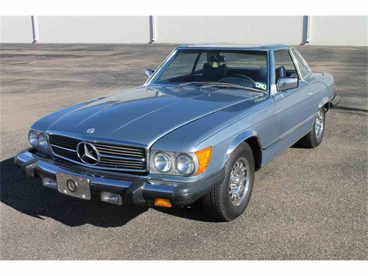 1979 mercedes benz 450sl for sale cc for Mercedes benz for sale in texas