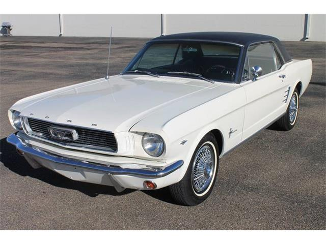 1966 Ford Mustang | 945045