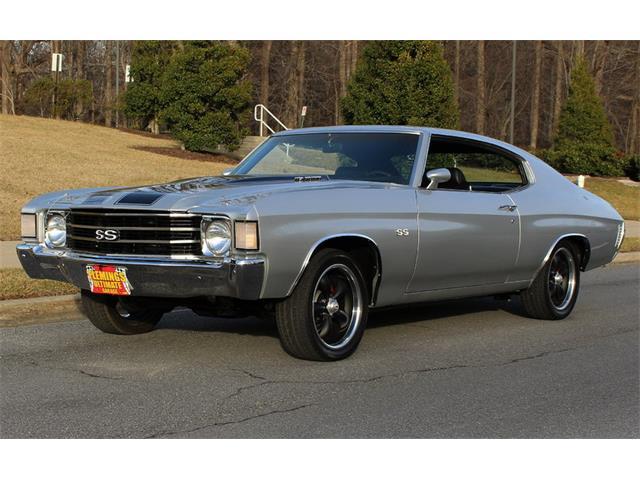 1972 Chevrolet Chevelle SS | 945049