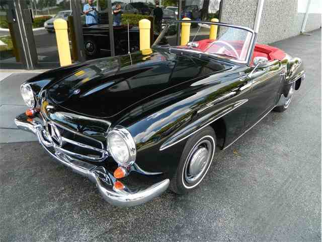 1963 Mercedes-Benz 190SL | 945064