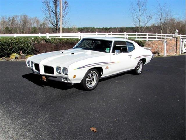 1970 Pontiac GTO (The Judge) | 945066