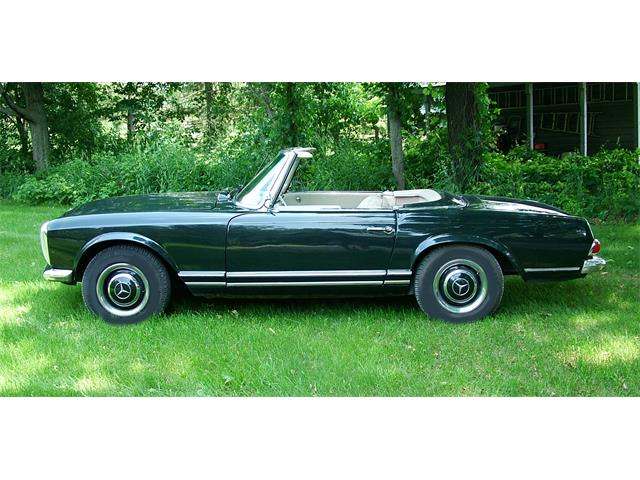 1965 Mercedes-Benz 230SL | 945069