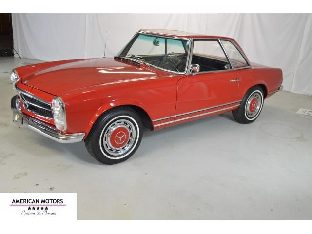 1967 Mercedes-Benz 230SL | 945070