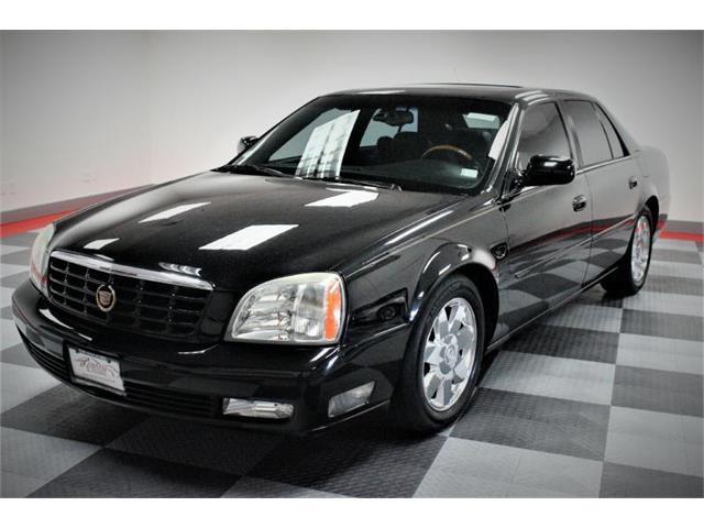 2004 Cadillac DeVille   945072