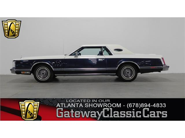 1979 Lincoln Continental Mark V | 945073