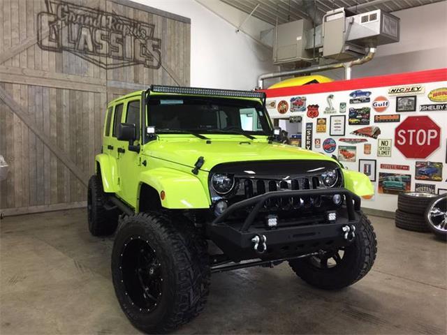 2016 Jeep Wrangler   945075