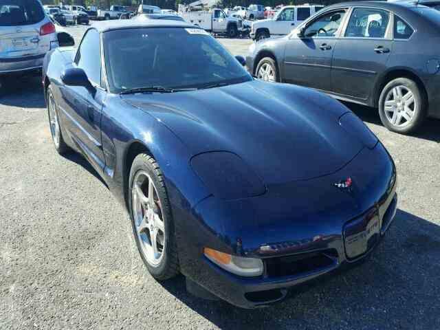 2001 Chevrolet Corvette | 945086