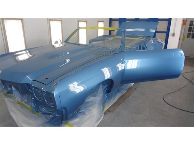 1970 Chevrolet Chevelle SS Convertible clone   945087