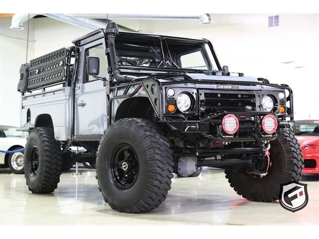 1984 Land rover Defender 110 High Capacity Pickup Truck | 945092