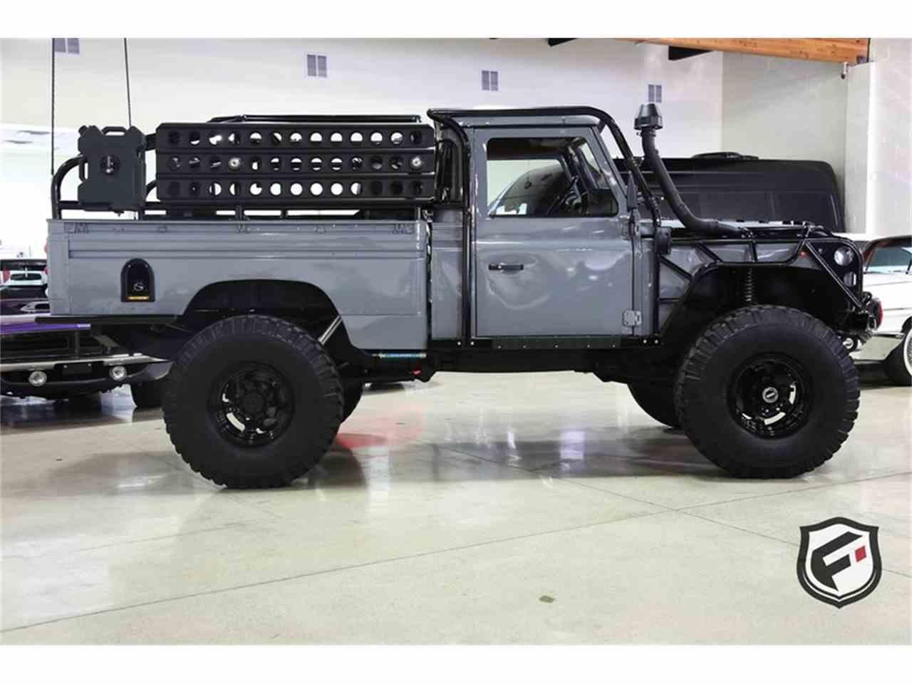1984 land rover defender 110 high capacity pickup truck for sale cc 945092. Black Bedroom Furniture Sets. Home Design Ideas