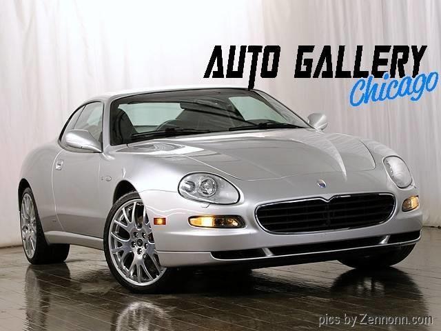 2005 Maserati Coupe | 945095