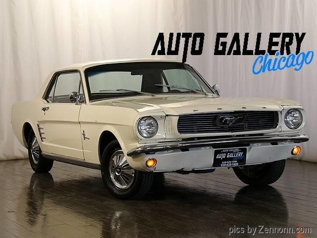 1966 Ford Mustang | 945097