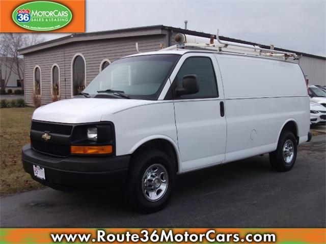 2010 Chevrolet Express | 945112
