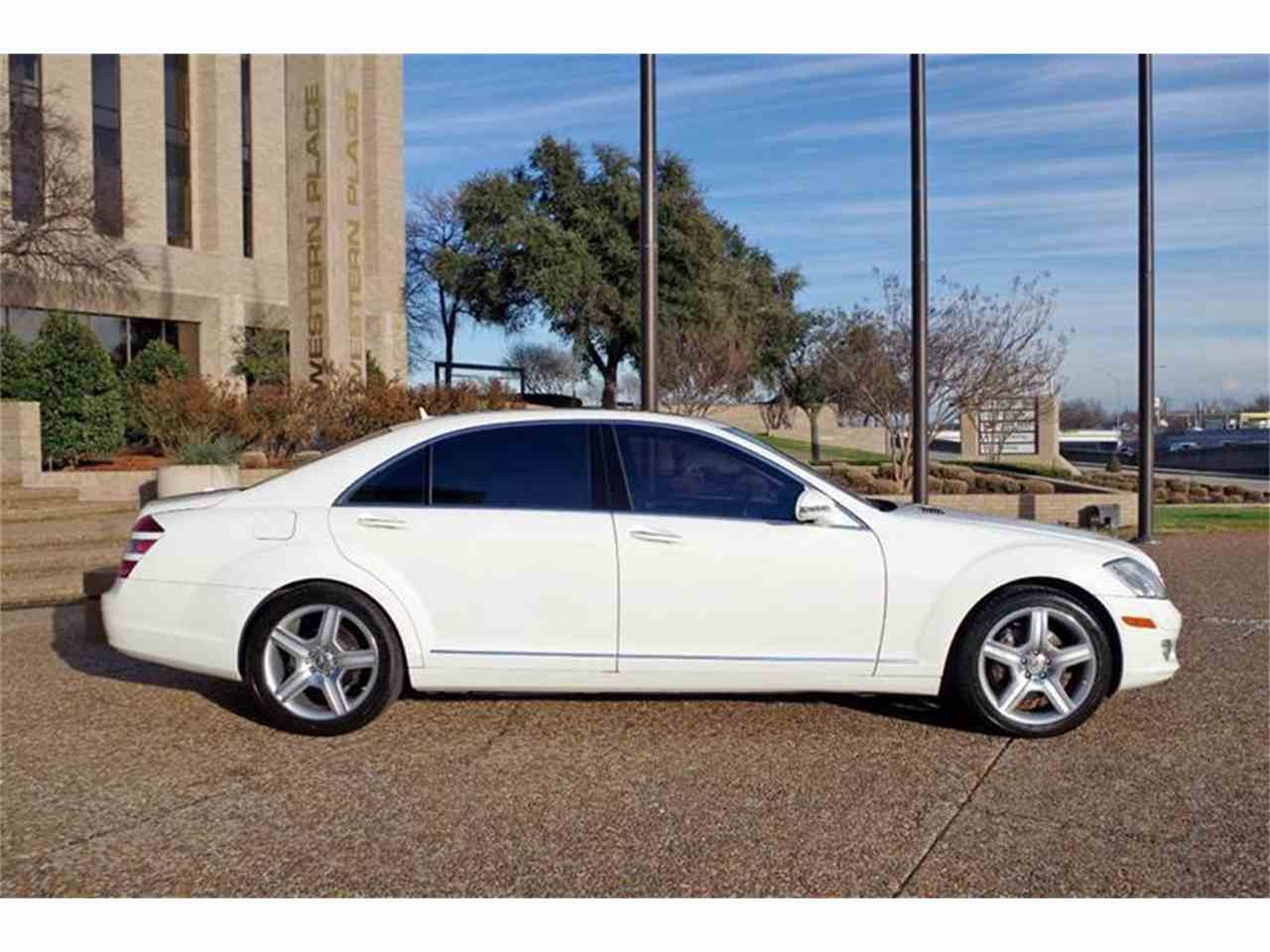 2007 mercedes benz s class for sale cc