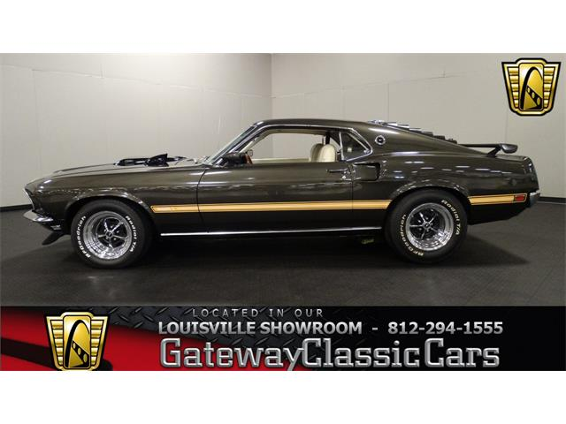 1969 Ford Mustang | 940512