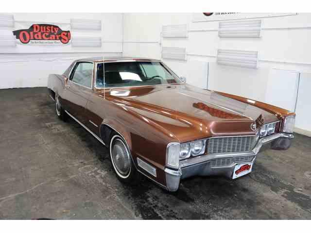 1969 Cadillac Eldorado   940513