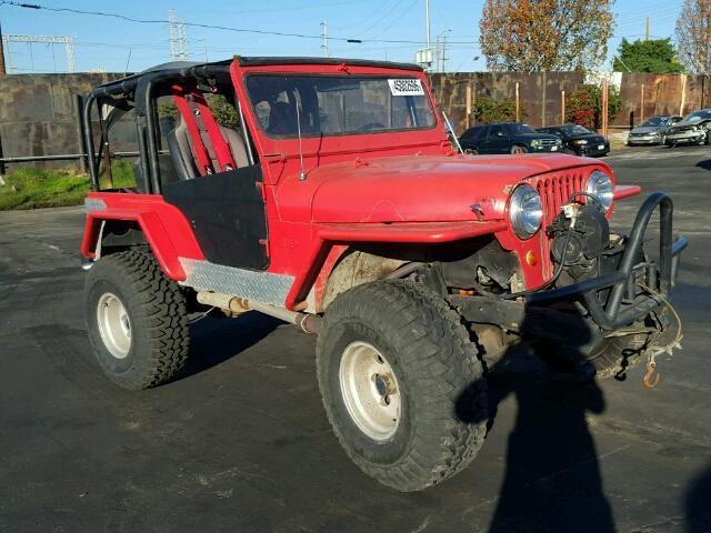 1965 Jeep CJ | 945140
