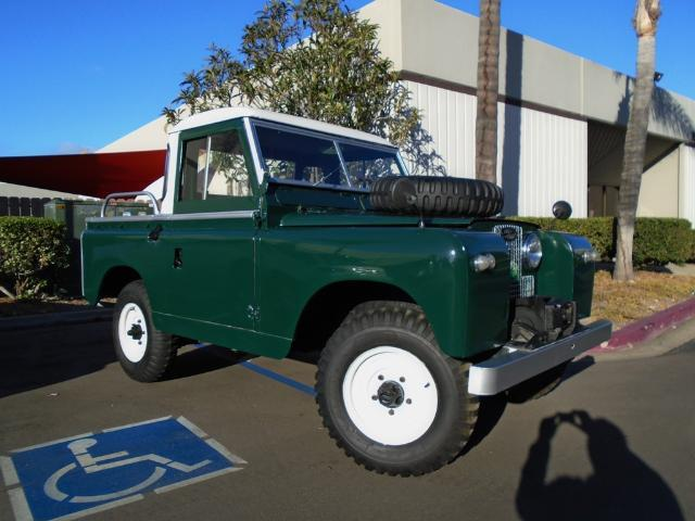 1967 LAND ROVER ALL OTHER   945141