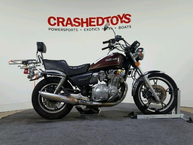1982 SUZUKI CYCLE GS(F | 945153