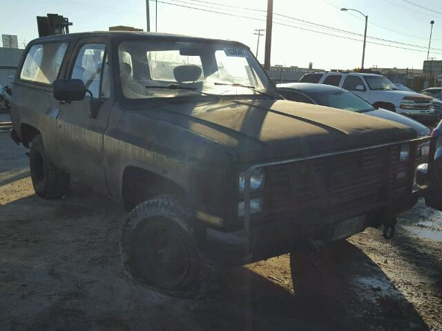 1984 CHEVROLET ALL OTHER | 945158