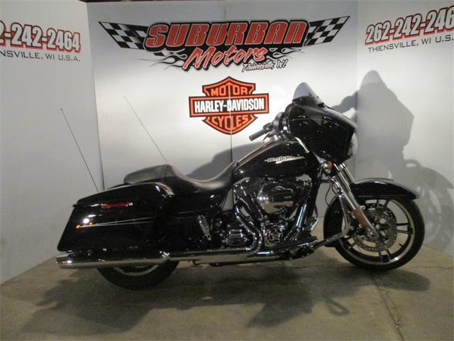 2016 Harley-Davidson® FLHXS - Street Glide® Special | 940517