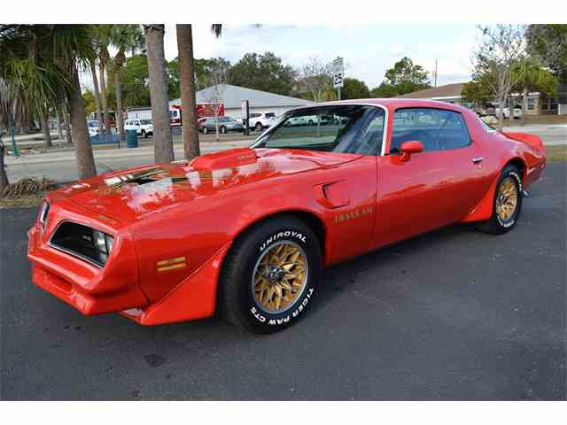 1978 Pontiac Firebird Trans Am | 945178