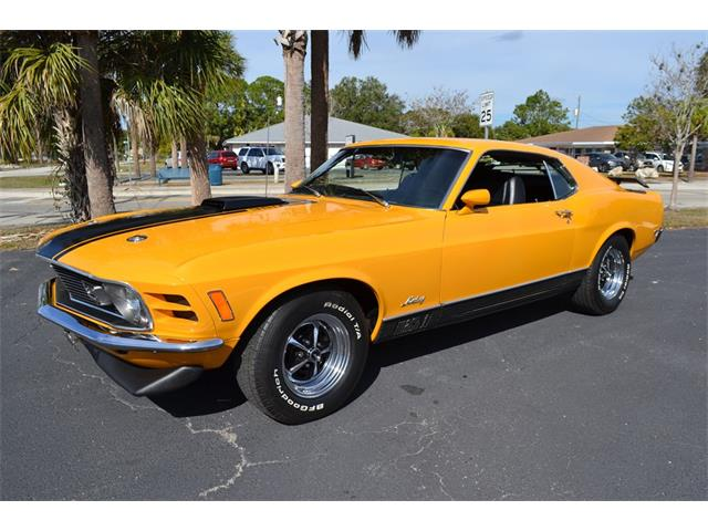 1970 Ford Mustang   945181
