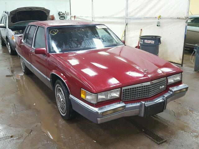 1990 Cadillac Fleetwood | 945196