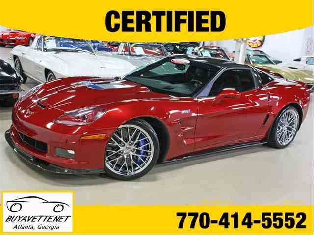 2011 Chevrolet Corvette | 945251