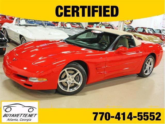 2002 Chevrolet Corvette | 945252