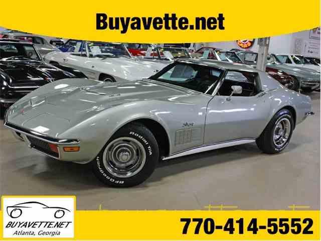 1972 Chevrolet Corvette | 945253