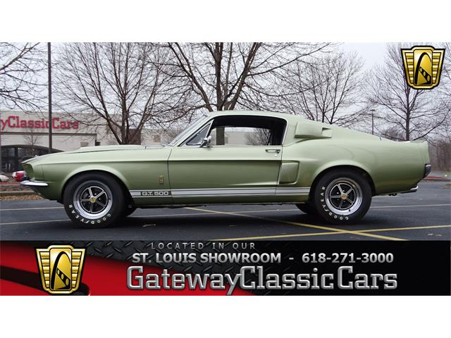 1967 Ford Mustang | 945254