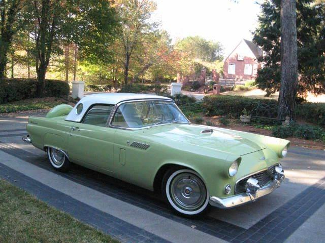 1956 Ford Thunderbird | 945258