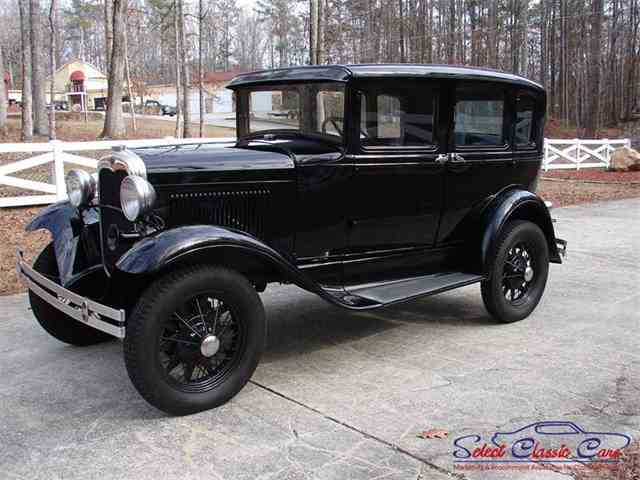 1930 Ford Model A | 945261