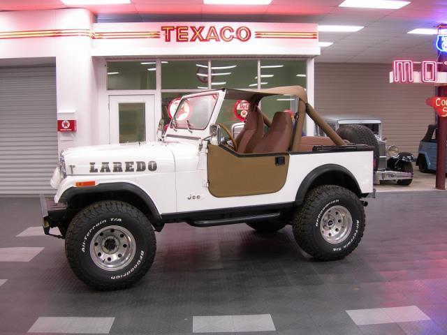 1985 Jeep CJ7 | 945270