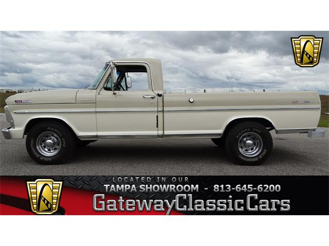 1967 Ford F250 | 945275