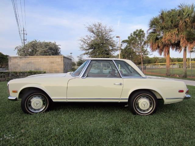 1971 Mercedes-Benz 200-Series280SL   945287