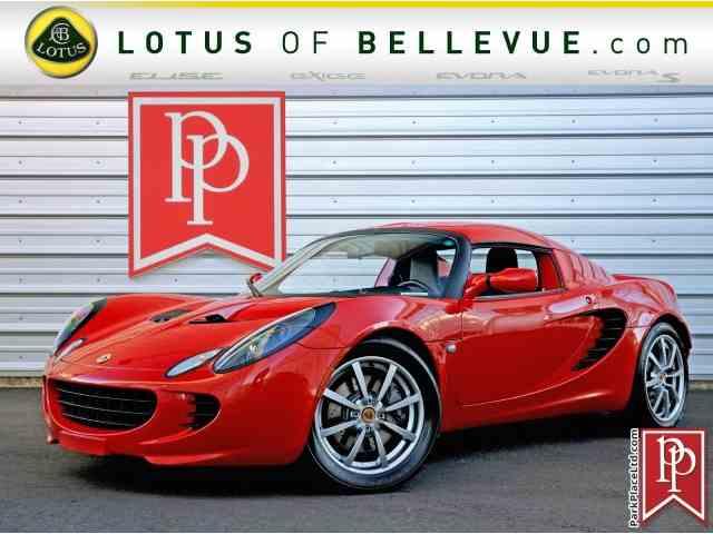 2006 Lotus Elise   945295