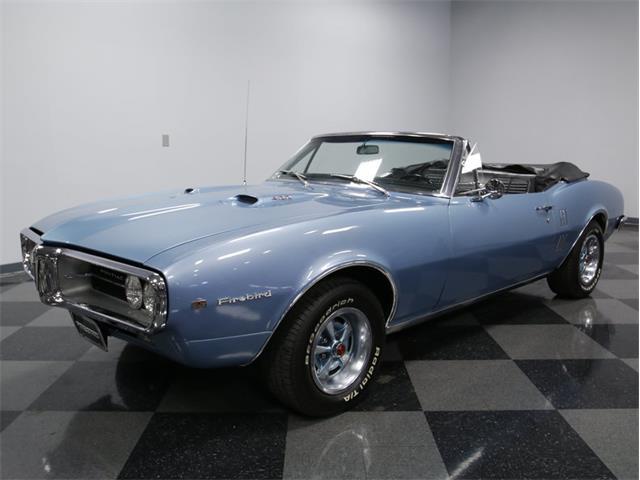 1967 Pontiac Firebird 400 Convertible | 945303