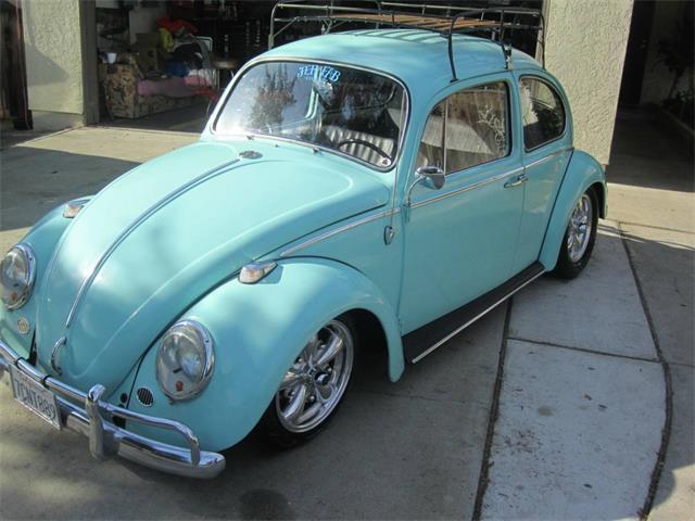1966 Volkswagen Beetle | 945310