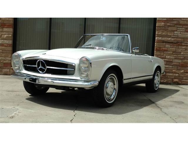 1966 Mercedes-Benz SL-Class | 945314
