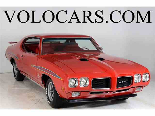 1970 Pontiac GTO (The Judge) | 945317