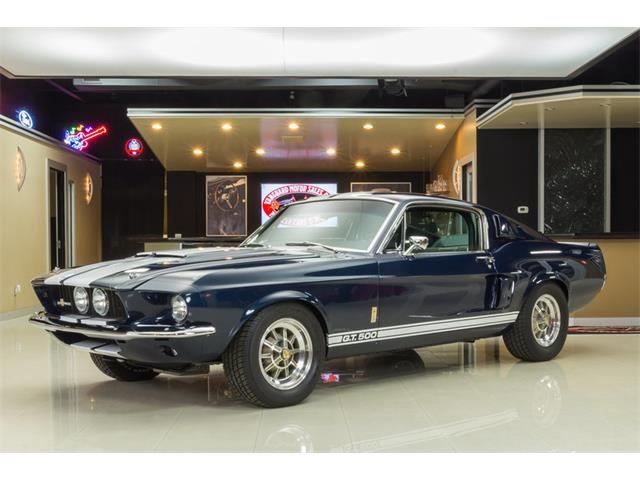 1967 Ford Mustang Fastback Shelby GT500 Recreation | 945324