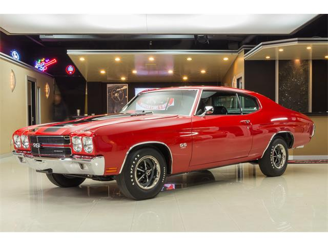 1970 Chevrolet Chevelle SS 454 LS6 Recreation | 945327