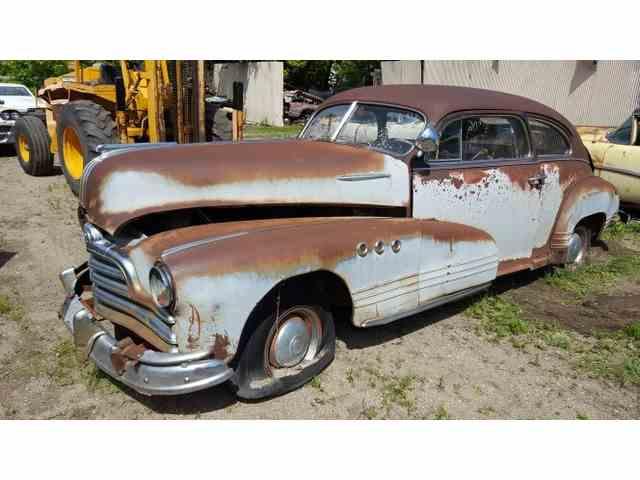 1948 Pontiac 2-Dr Coupe | 945329