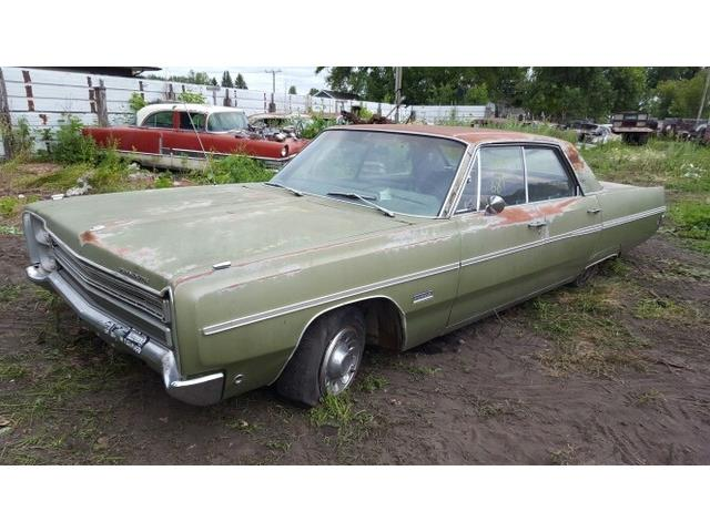 1968 Plymouth Fury | 945330