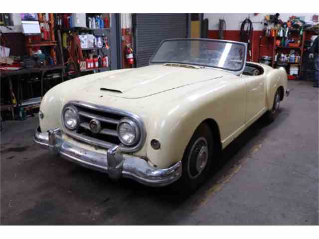 To Nash Healey For Sale On Classiccars Com Available