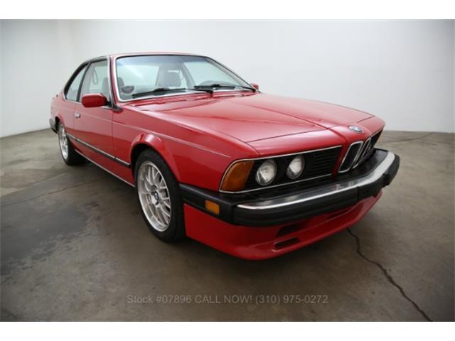 1987 BMW M6 | 945347