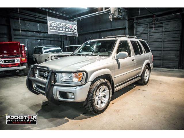 2003 Nissan Pathfinder | 940535